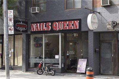 422 Queen St W Toronto, ON - M5V2A7