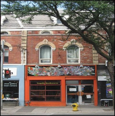 512 Queen St W Toronto, ON - M5V2B3