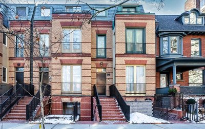 116 B&c Hazelton Ave Toronto, ON - M5R2E5