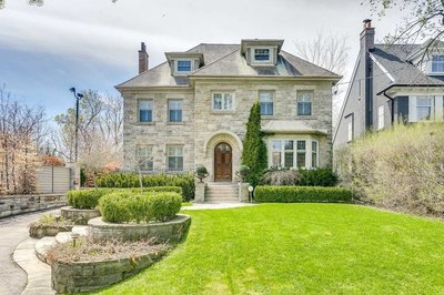 494 Russell Hill Rd Toronto, ON - M5P2S7