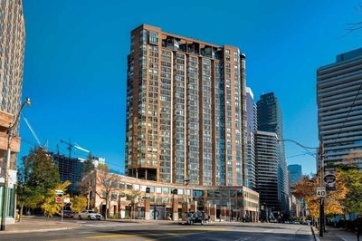 1033 Bay St Toronto, ON - M5S3A5