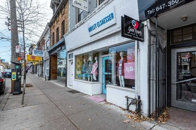 695 Queen St W Toronto, ON - M6J1E6