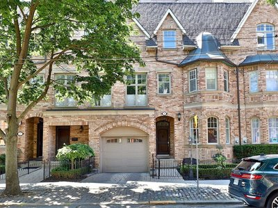 31 Webster Ave Toronto, ON - M5R1N6