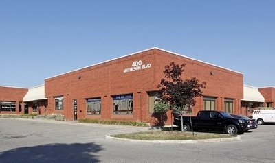400 Matheson Blvd E Mississauga, ON - L5R3M1
