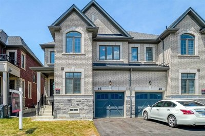 46 Faders Dr Brampton, ON - L7A4Y4
