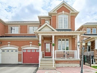 83 Connolly Cres Brampton, ON - L6R0G8
